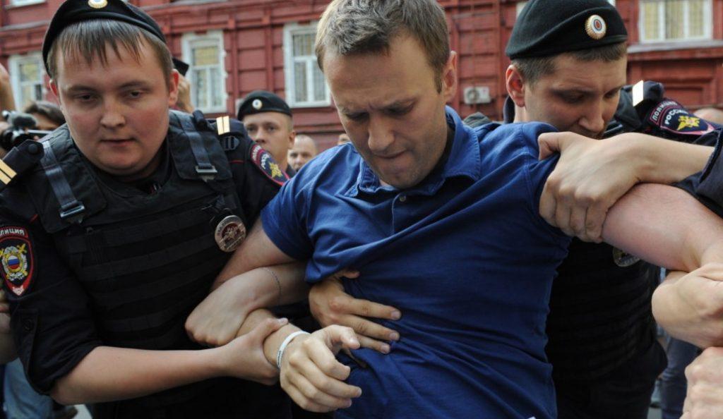 Η Κεντρική Εκλογική Επιτροπή της Ρωσίας απέρριψε την υποψηφιότητά Ναβάλνι | Pagenews.gr