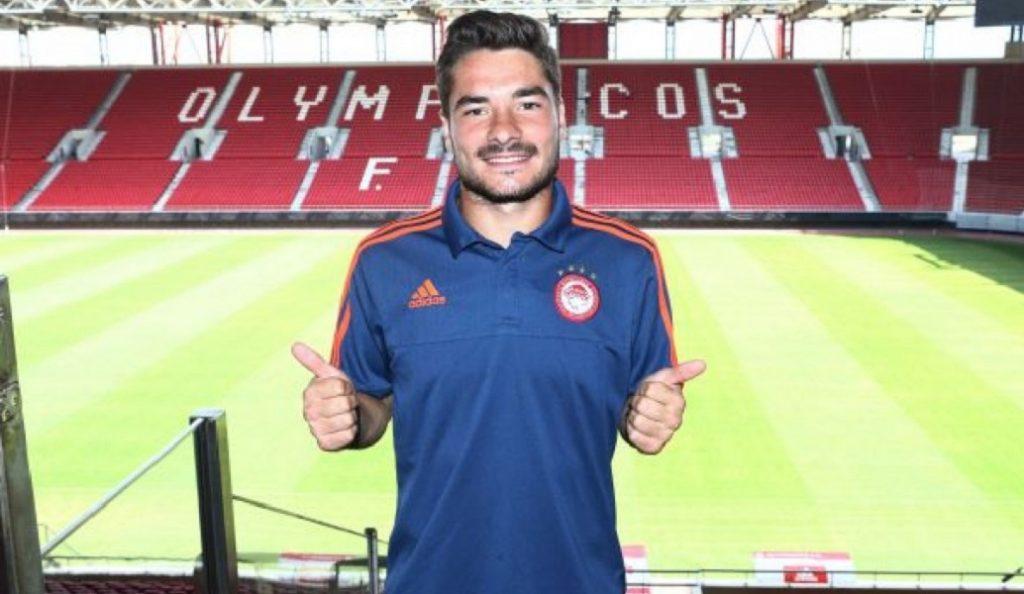Τέλος ο Τζανδάρης από τον Ολυμπιακό | Pagenews.gr