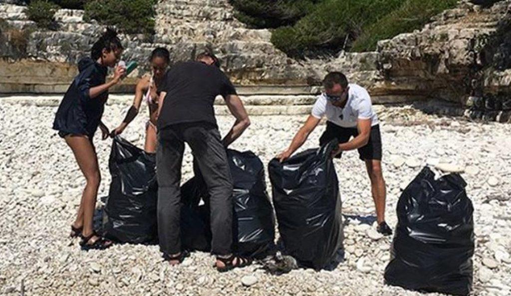 Ο δήμαρχος Παξών διαψεύδει την οικογένεια του Γουίλ Σμιθ για τα σκουπίδια στις παραλίες | Pagenews.gr