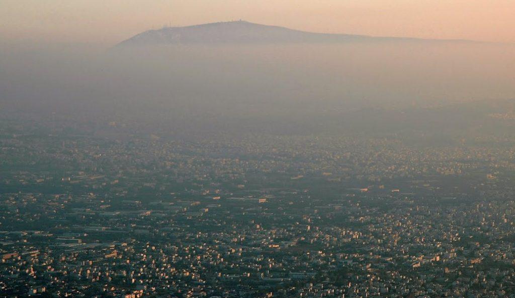 Υπέρβαση του ορίου του όζοντος στην Αθήνα | Pagenews.gr