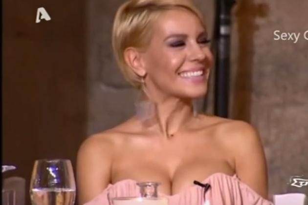Το μαγιό (και κυρίως το στήθος) της Ράνιας Κωστάκη έφερε… καύσωνα !   Pagenews.gr