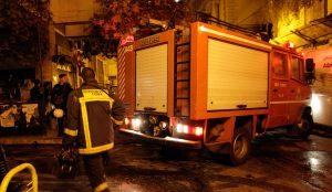 Φωτιά στους Αγίους Θεοδώρους – Κοντά στα διυλιστήρια της Μotor Οil | Pagenews.gr