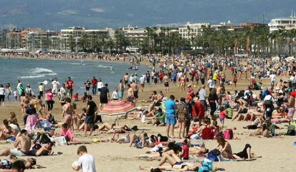 Ισπανία: Σε ιστορικά υψηλά επίπεδα η θερμοκρασία της θάλασσας | Pagenews.gr
