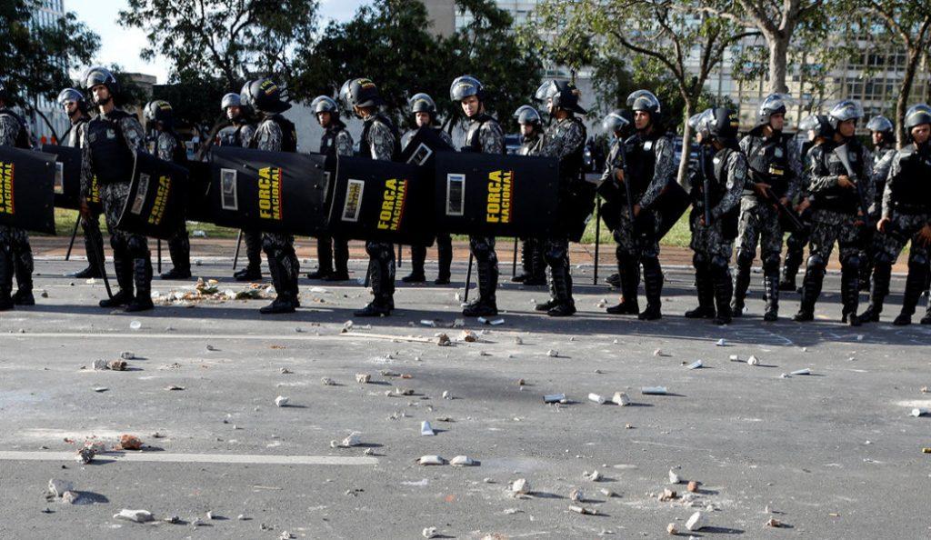 Βραζιλία: Επεισόδια εναντίον της κυβέρνησης Τέμερ | Pagenews.gr