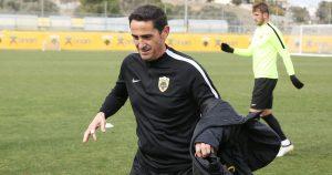 Χιμένεθ: »Θα συνεχίσω στην ΑΕΚ, όμως…» | Pagenews.gr