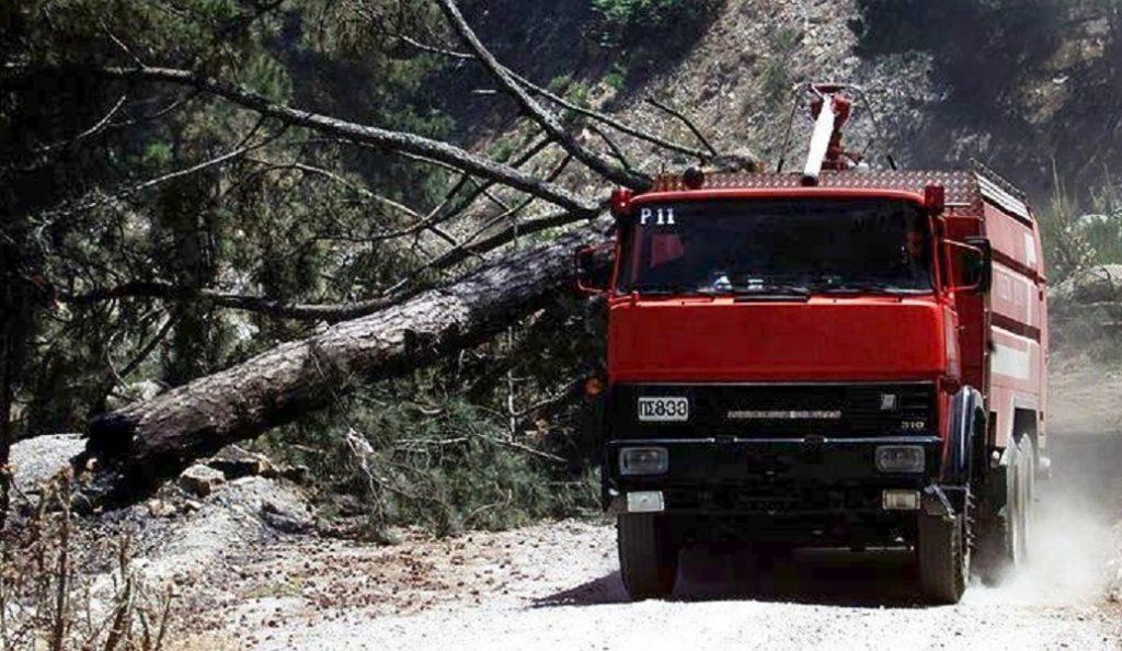 Σε ύφεση πυρκαγιά που ξέσπασε το πρωί στο Πόρτο Ράφτη | Pagenews.gr