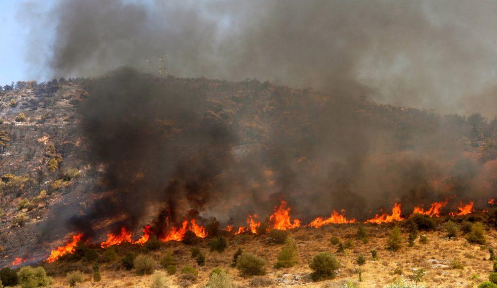 Αλγερία: 100 πύρινα μέτωπα τις τελευταίες δύο ημέρες | Pagenews.gr