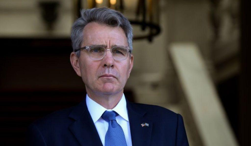 Πάιατ: Οι ΗΠΑ υποστηρίζουν την ανάδυση της Ελλάδας από την οικονομική κρίση | Pagenews.gr