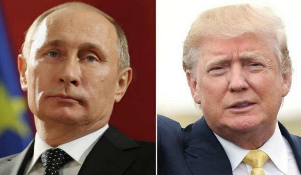 Πούτιν – Τραμπ: Όλα τα βλέμματα στραμμένα στο Ελσίνκι | Pagenews.gr