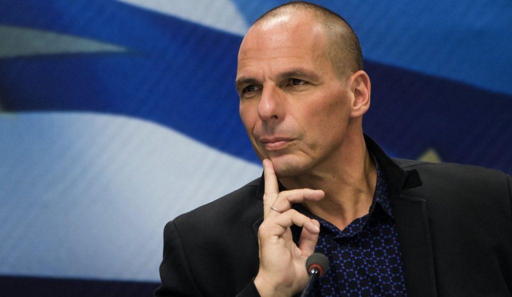 Βαρουφάκης: «Ζητήστε συγνώμη από Στουρνάρα – Σαμαρά ή σταματήστε να πανηγυρίζετε» | Pagenews.gr