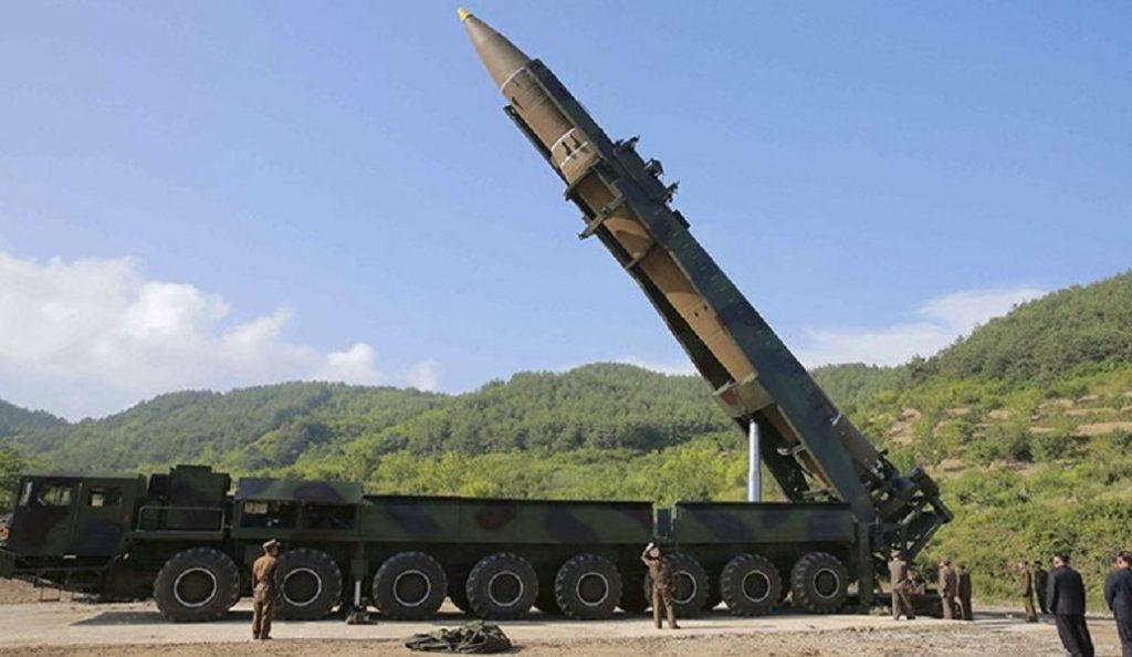 Βόρεια Κορέα: Ετοιμάζει νέα εκτόξευση για τα 69 της χρόνια | Pagenews.gr