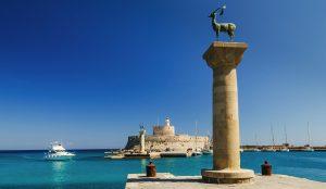 25η Μαρτίου: Ξεκινά η τουριστική περίοδος στη Ρόδο με μία πτήση τσάρτερ | Pagenews.gr