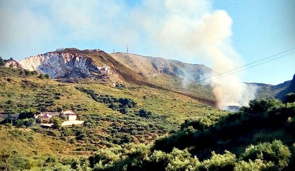 Παραμένει υψηλός και σήμερα ο κίνδυνος πυρκαγιών | Pagenews.gr