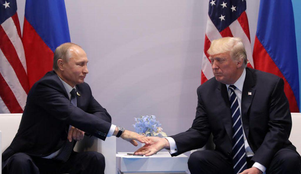 Τραμπ: Ο Πούτιν θα προτιμούσε την Κλίντον για πρόεδρo   Pagenews.gr