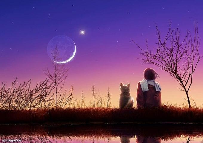 Η Νέα Σελήνη που έφθασε σοβαρεύει τα πράγματα στα ερωτικά μας ! | Pagenews.gr