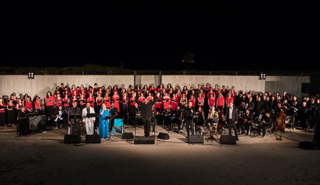 Και η Πιερία τραγούδησε για τον Μίκη | Pagenews.gr