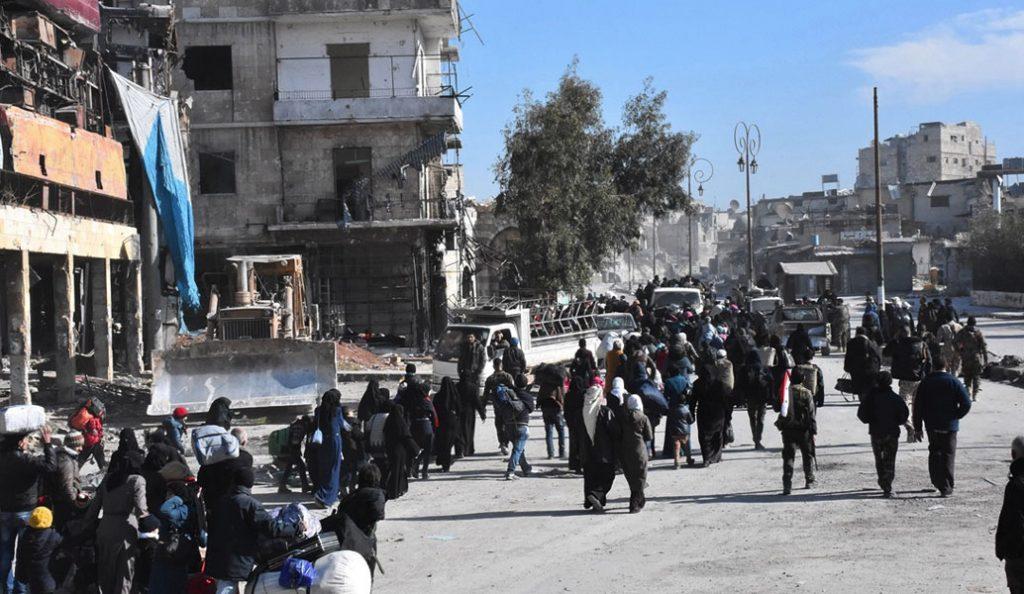 Σε εφαρμογή η εκεχειρία στη Συρία, μετά τη συμφωνία Πούτιν – Τραμπ | Pagenews.gr