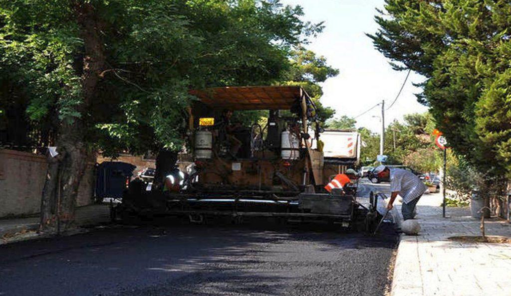 Θεσσαλονίκη: Συνεχίζονται οι εργασίες σε εσωτερική περιφερειακή και οδό Λαγκαδά | Pagenews.gr