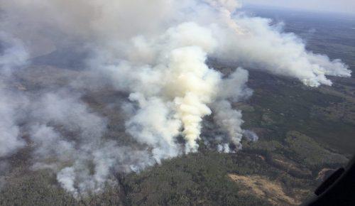 Καμία ανησυχία για τη δημόσια υγεία από τη φωτιά στη Σίνδο | Pagenews.gr