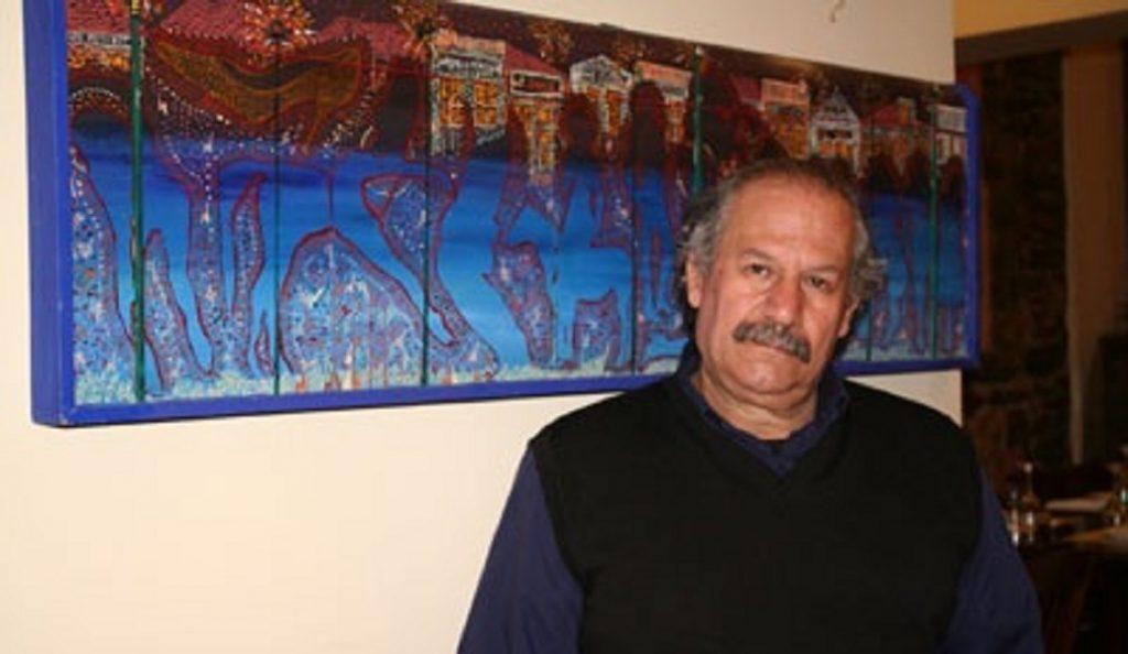 Ζωγραφική και κατασκευές από τον Αστέρη Γκέκα για τον Κωστή Μοσκώφ | Pagenews.gr