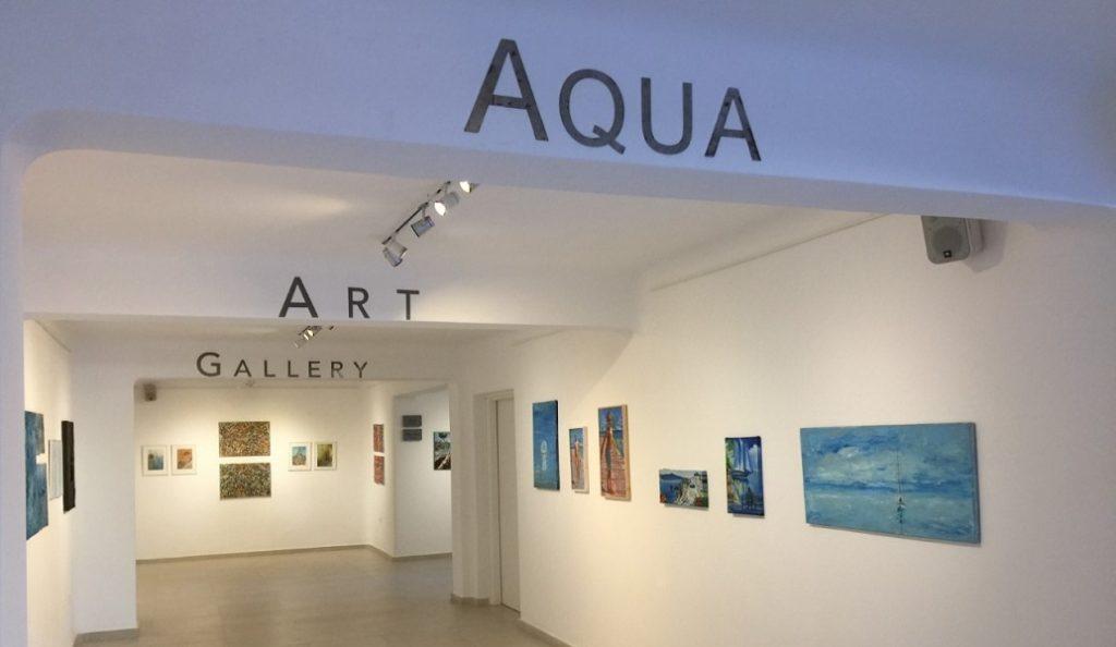 Η Aqua Gallery εγκαινίασε την έκθεση «THINK OF ME» | Pagenews.gr
