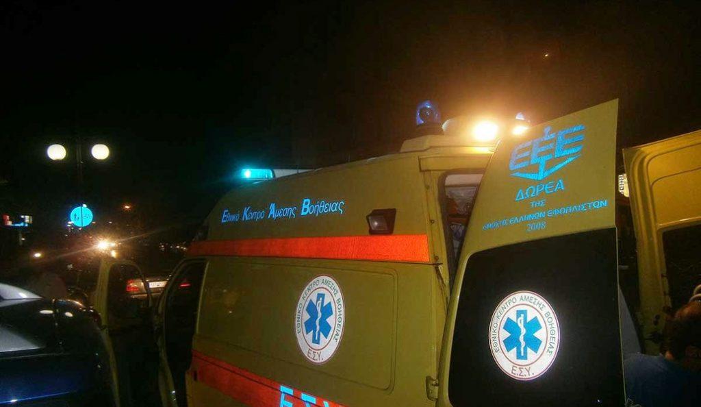 Ασπρόπυργος: Τροχαίο δυστύχημα με έναν νεκρό και τρεις τραυματίες   Pagenews.gr