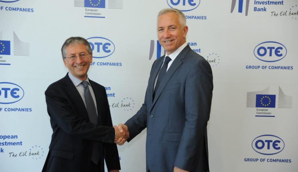 Ομιλος ΟΤΕ: Σύναψη δανειακής συμφωνίας €300 εκατ. για τη χρηματοδότηση δικτυακών υποδομών στην Ελλάδα | Pagenews.gr