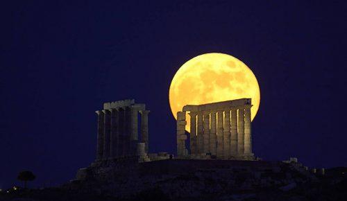 Η πανσέληνος του Αυγούστου φωτίζει τον ελληνικό κινηματογράφο στο Μουσείο Ακρόπολης   Pagenews.gr