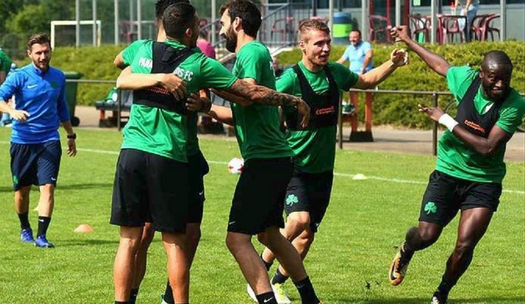 Άρεσε ο Παναθηναϊκός, 2-1 την Κορτράικ | Pagenews.gr