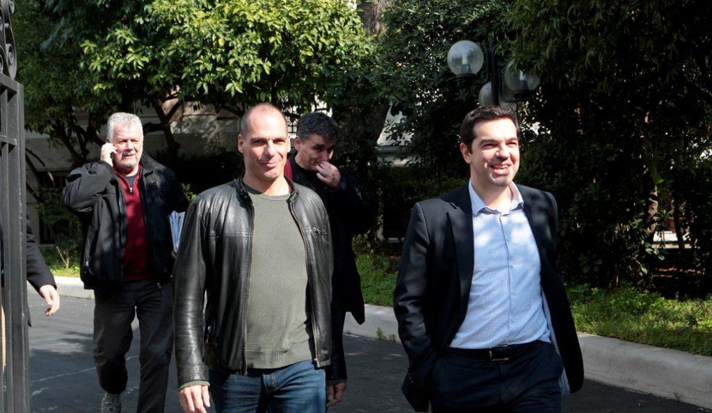 Βαρουφάκης για το Plan B: Το είχα δώσει στον Τσίπρα από το 2012 | Pagenews.gr