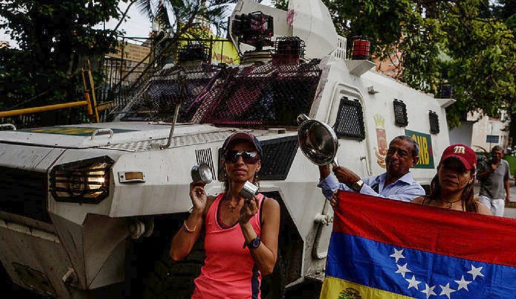 Ο οίκος αξιολόγησης SP προειδοποιεί για κίνδυνο χρεοκοπίας της Βενεζουέλας εντός έξι μηνών   Pagenews.gr