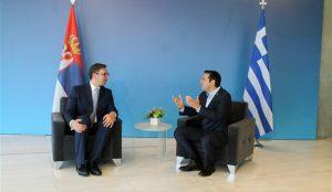 Τσίπρας σε Βούτσιτς: Ιστορικοί οι δεσμοί Ελλάδας – Σερβίας | Pagenews.gr