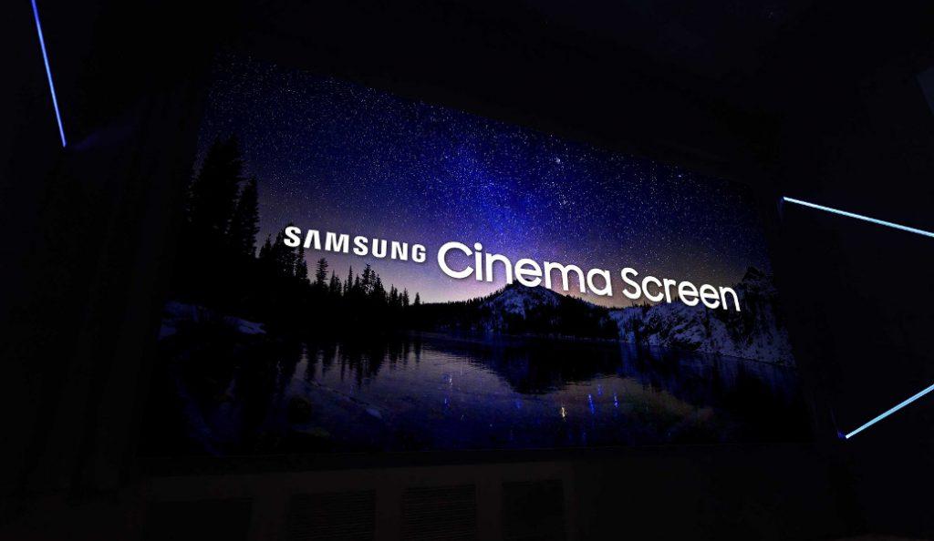 Η Samsung παρουσιάζει την πρώτη παγκοσμίως Cinema LED οθόνη | Pagenews.gr