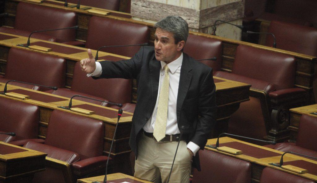 Ανδρέας Λοβέρδος: Δεν δίνουμε σανίδα σωτηρίας σε κανέναν | Pagenews.gr