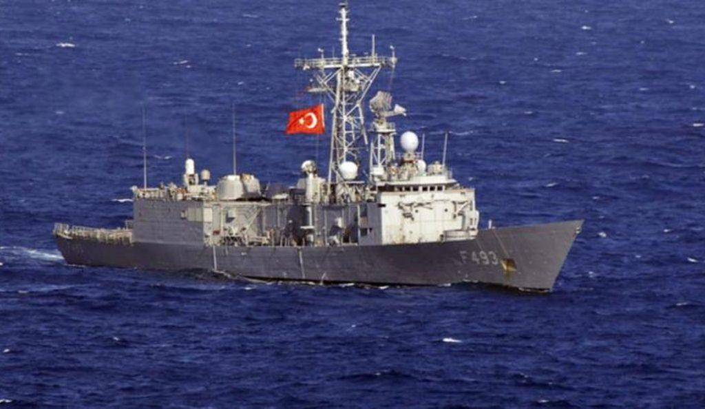 Νέα πρόκληση από την Άγκυρα: Τουρκική φρεγάτα παρακολουθεί την κυπριακή γεώτρηση | Pagenews.gr
