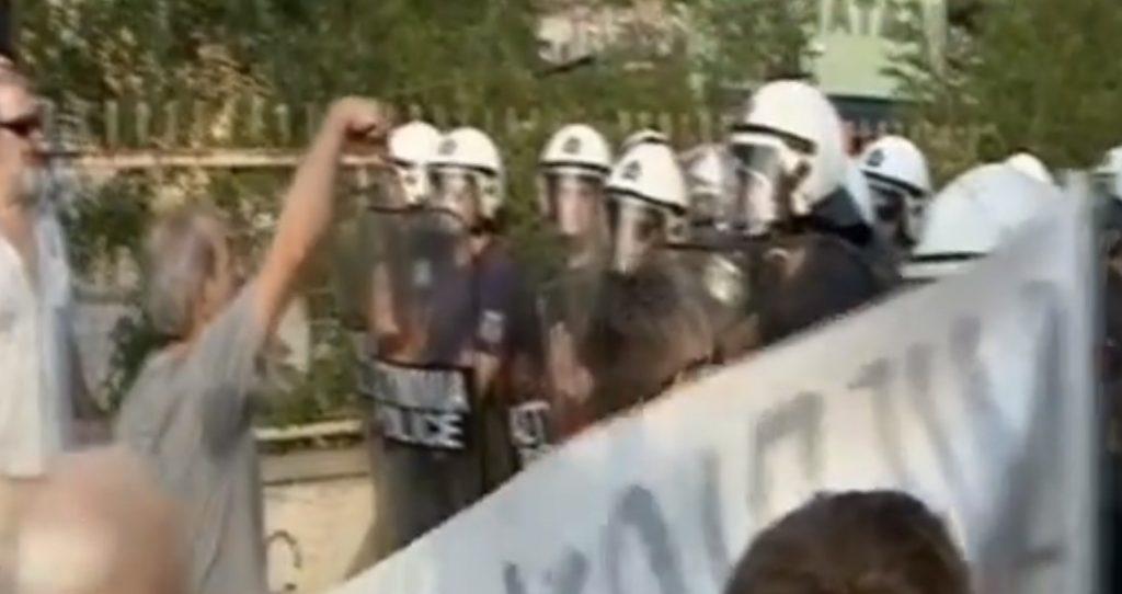 «Αστακός» η Θεσσαλονίκη – Ένταση μεταξύ διαδηλωτών και ΜΑΤ (vid) | Pagenews.gr