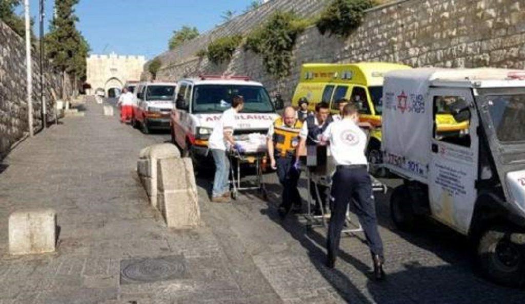 Συγκλονιστικό βίντεο: Η στιγμή που οι τρομοκράτες πέφτουν νεκροί στην Παλαιά Πόλη της Ιερουσαλήμ (pics&vid) | Pagenews.gr