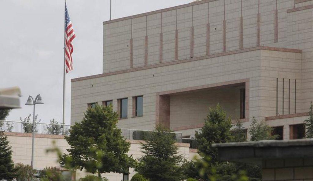 Συνελήφθη ύποπτος στο αμερικανικό προξενείο της Κωνσταντινούπολης | Pagenews.gr