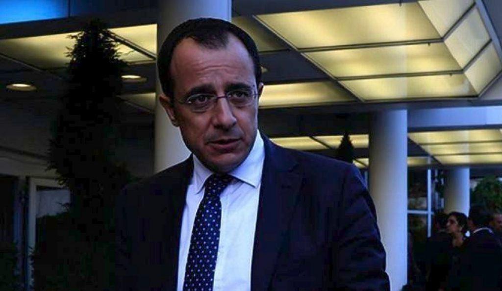 Χριστοδουλίδης για τις γεωτρήσεις στην ΑΟΖ: Σοβαρότητα, ψυχραιμία και λίγα λόγια | Pagenews.gr
