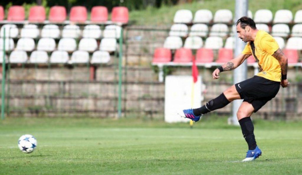 Αλμέιδα: «Ελπίζω το πρώτο από πολλά γκολ φέτος» | Pagenews.gr