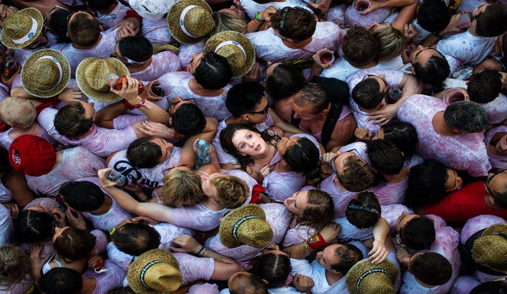 Ισπανία: 14 μηνύσεις για σεξουαλικές επιθέσεις στο φεστιβάλ της Παμπλόνας | Pagenews.gr
