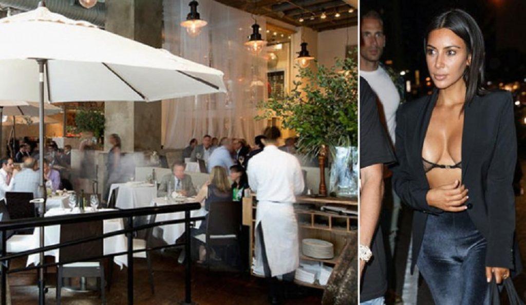Στο ελληνικό εστιατόριο «Milos» η Κιμ Καρντάσιαν (pics) | Pagenews.gr