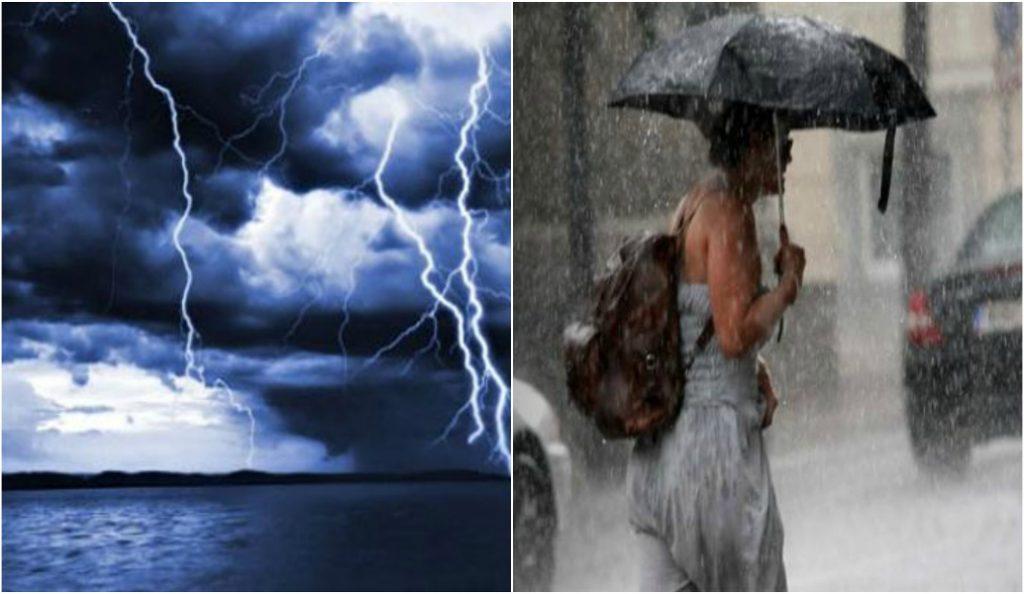 ΕΜΥ καιρός: Έκτακτο δελτίο επιδείνωσης – Μπουρίνια και χαλάζι από σήμερα | Pagenews.gr