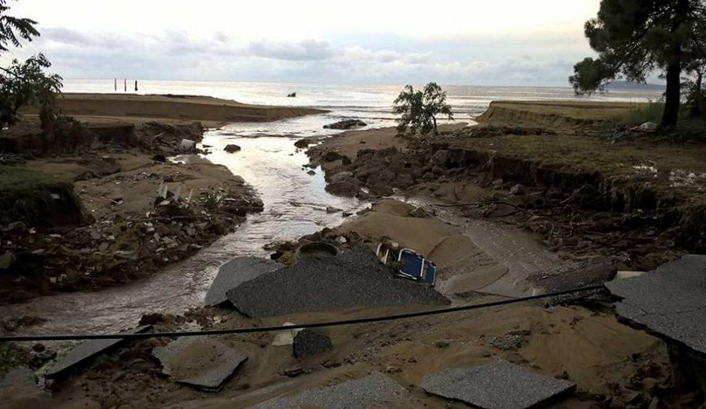 Επιστήμονες: Αυξημένος ο κίνδυνος να σημειωθούν πλημμύρες στην Ελλάδα τα επόμενα χρόνια | Pagenews.gr