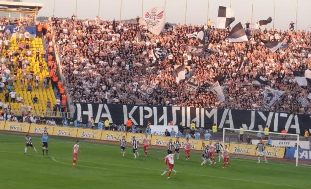 Σκέψεις της UEFA για απαγόρευση μετακίνησης στα ματς Ολυμπιακός-Παρτιζάν | Pagenews.gr