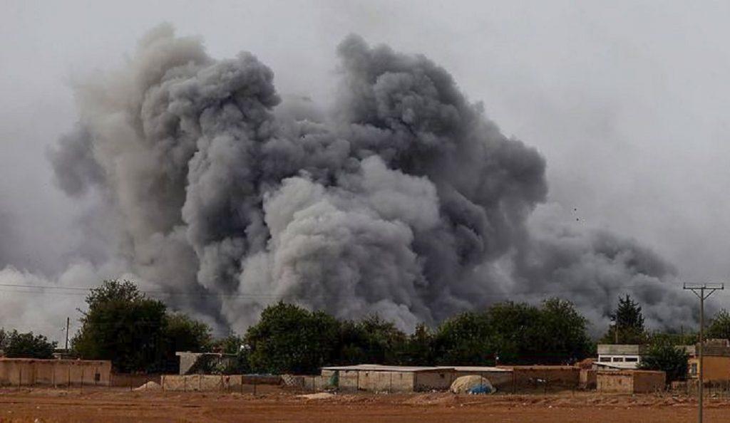 Συρία: Τουλάχιστον 13 άμαχοι νεκροί στις τουρκικές επιδρομές  στην Αφρίν | Pagenews.gr