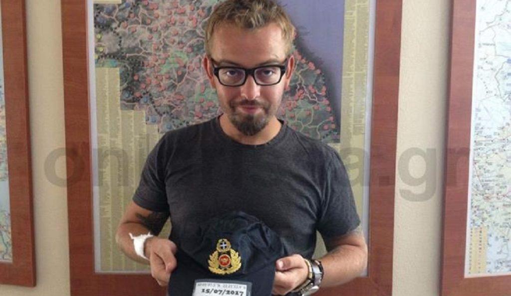 Αυτός είναι ο Ρουμάνος ορειβάτης που επέζησε εγκλωβισμένος σε πλαγιά επί 3 ολόκληρες μέρες (pics) | Pagenews.gr
