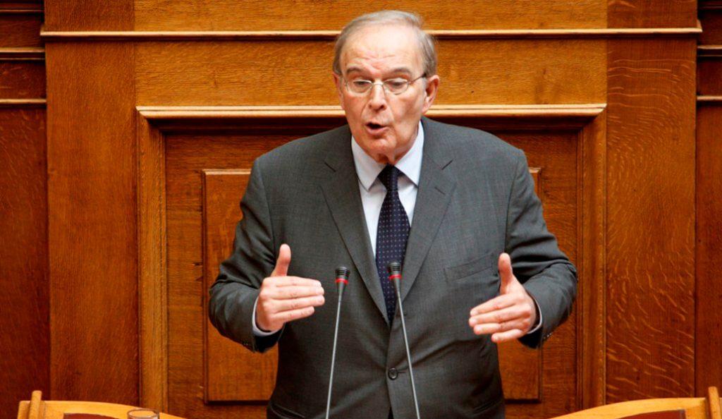 Γεώργιος Καρράς: Η ερώτηση στη Βουλή για τα υπερχρεωμένα φυσικά πρόσωπα | Pagenews.gr