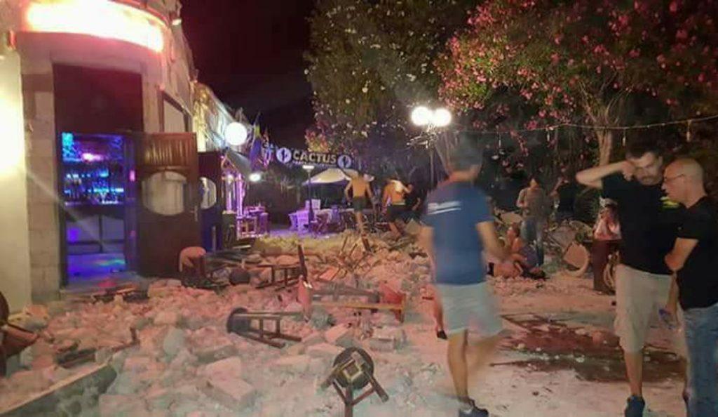 (upd) Φονικός σεισμός στην Κω – Δύο νεκροί και πέντε σοβαρά τραυματίες (pics) | Pagenews.gr