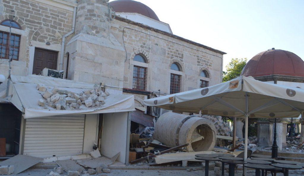 Κως: 45 κτίρια κρίθηκαν μη κατοικήσιμα μετά τον σεισμό | Pagenews.gr